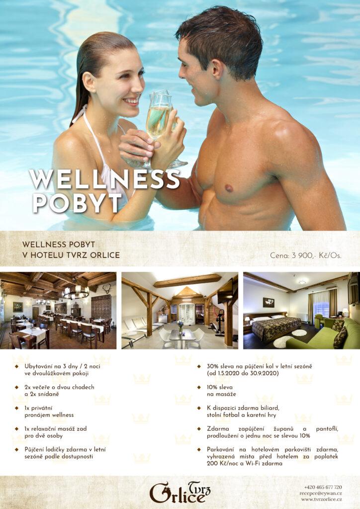 Wellness pobyt